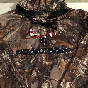 Realtree hoodie. Men's large 🤗